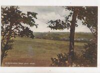 Ravensthorpe From Lady Wood Yorkshire Vintage Postcard 368b