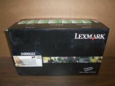 Lexmark 24B6022 Black Extra High Yield Toner XS795 XS798 Genuine OEM