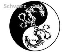 Yin Yang Sticker Ebay