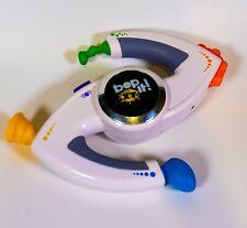 Bop It XT Extreme Handheld Electronic Talking Game Hasbro 2010 White Tested