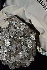 $5.00 Face Value 90% Silver U.S. Coins Roosevelt Dimes 50 Coins .900 Fine !