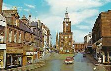 Mid Steeple, Old Car & Redmayne Tailors Shop, DUMFRIES, Dumfriesshire