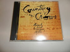 Cd    Counting Crows  – August And Everything After