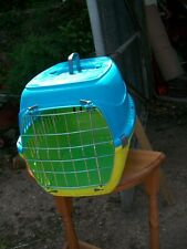 NEW/PET CARRIER/ UP TO 8KG PET/SMALL ANIMALS/DOG/CAT/RABBIT