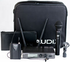 AUDIX W3310B Dual Mic & Lavalier Wireless System for Event or House of Worship