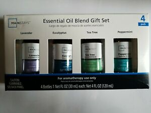 Main Stays Essential Oils Gift Pack