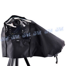 JJC Camera Rain Coat Cover Poncho For Canon EOS 70D 60Da 50D 40D 30D 20Da 6D 5D