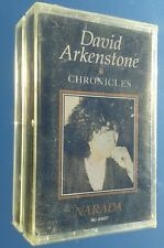 DAVID ARKENSTONE - CHRONICLES (*NEW / SEALED CASSETTE) NEW AGE ELECTRONIC RARE