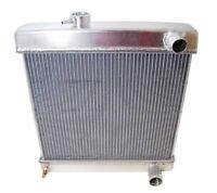 1964-66 Ford Mustang Aluminum Radiator W/O Transmission Cooler 289 302 V8