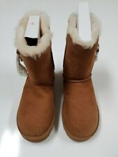 Authentic UGG Women's Maia Cold-Weather Boots - Color Chestnut - Size 5