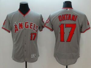 Men's Los Angeles Angels Shohei Ohtani Player Jersey