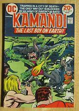 "DC Comics ""KAMANDI"" THE LAST BOY ON EARTH  # 10, Photos Show GoodCondition"