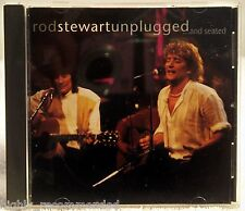 Unplugged...and Seated by Rod Stewart (CD, May-1993, Warner Bros.)