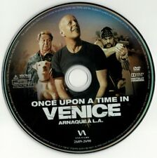 Once Upon a Time in Venice (DVD disc) 2017 Bruce Willis, John Goodman