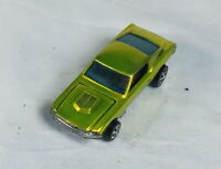 Restored Hot Wheels Redline - 1968 - Custom Mustang  - Anti Freeze