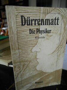 Dürrenmatt, Die Physiker. Komödie (Diogenes)