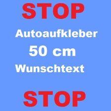 50cm Wunschtext Folienschrift Aufkleber Auto Autoaufkleber Schriftzug Klebefolie