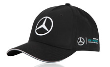 Mercedes Benz Petronas AMG Formula 1 Black MAMGP 2017 Team Hat Cap Adjustable