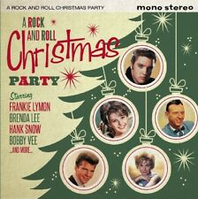 A ROCK'N ROLL CHRISTMAS   CD NEUF BRENDA LEE/HANK SNOW/+