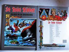 De rode ridder nr 139  EERSTE Druk  1991
