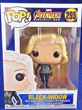 Funko Pop! Vinyl Figure Marvel Avengers Infinity War #295 Black Widow