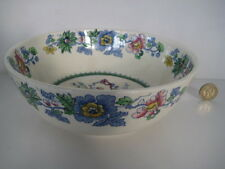 RARE MASONS IRONSTONE STRATHMORE UNUSUAL SIZE AND SHAPE BOWL FRUIT