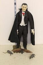 "Universal Studios Monsters ""Bela Lugosi Dracula"" 12in Figure Colored loose"