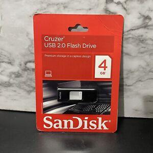 SanDisk 4 GB Cruzer USB 2.0 Flash Drive