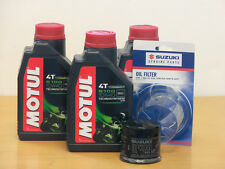 Motul Öl 5100 10W40  / Original  Ölfilter Suzuki SV 650 alle Modelle  ab Bj 17