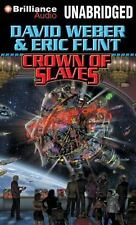 Wages of Sin: Crown of Slaves 1 by Eric Flint and David Weber (2014, MP3 CD,...