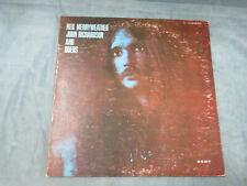 NEIL MERRYWEATHER, JOHN RICHARDSON, & BOERS Original Vinyl LP Record - VINTAGE