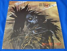 Protettore/paracentrotus LA PAZZA OG Germania 1989 LP 1st Press THRASH HeavyMetal Classic
