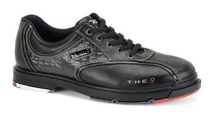 Dexter The 9 Black/Crocodile Mens Bowling Shoes