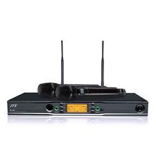 JTS RU-992 Twin Handheld Wireless Mic System