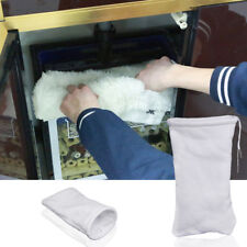 20*35cm Fish Aquarium Marine Sump Felt Pre Dry Wet Separation Filter Bag Sock