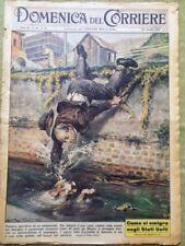 La Domenica del Corriere 29 Ottobre 1961 Albertazzi Dalida Mosca Mazzini Kolbe
