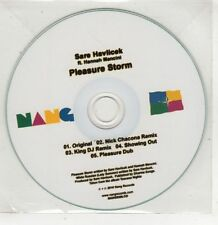 (GU90) Sare Havlicek, Pleasure Storm ft Hannah Mancini - 2010 DJ CD