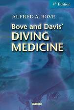 Diving Medicine by Jefferson C. Davis, Alfred A. Bove (Hardback, 2003)