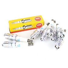 8x Land Rover 110 3.5 V8 Genuine NGK Yellow Box Spark Plugs