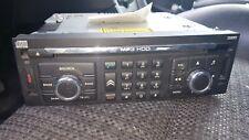Autoradio Peugeot Citroën Rt4 Radio Cd Mp3 Gps hdd rt3ev c4 c5  picasso tourer