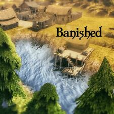 Banished (PC, 2014, only Steam Key Download Code) NO DVD, NO CD, Steam Key ONLY