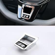 3ABS R Mark Inner Steering Wheel Cover Trim For Volkswagen VW Tiguan 2017 2018