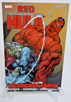 Incredible Hulk Red Hulk Scorched Earth Marvel Comics TPB Trade Paperback New