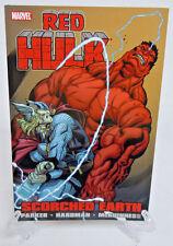 RED HULK PLANET RED HULK TP TPB $19.99srp #30-36 Jeff Parker Tim Seeley NEW
