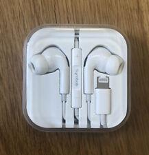 For 7 8 X XR XS Apple iPhone Lightning Headphone Earphones Mic Bluetooth Earbud