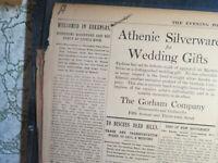 Arkansas History Newspaper 1905 PRESIDENT TEDDY ROOSEVELT WELCOMED LITTLE ROCK