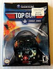 Top Gun: Combat Zones ~ NEW SEALED ~ Rare Nintendo Gamecube Video Game