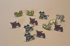 Eyelet Outlet Farm Animal Brads (12 pcs)