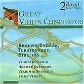 Great Violin Concertos, , Very Good
