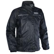 Oxford Rainseal Waterproof Motorcycle Motorbike Over Jacket - Black - RM100
